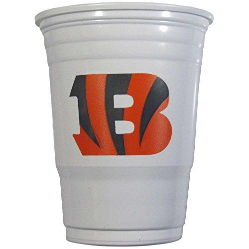 Siskiyou NFL Cincinnati Bengals Spiel Tag Tassen (ca. 680ml, 18Zählen)