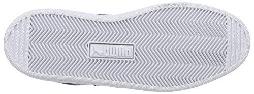 Puma Puma 1948 Mid Marl Unisex-Erwachsene Hohe Sneakers Blau (peacoat-peacoat 02)