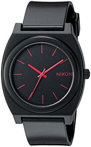 Nixon Unisex-Armbanduhr Analog Plastik A119480-00