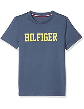 Tommy Hilfiger tee SS Logo, Top de Pijama para Niños