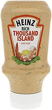 Heinz Thousand Island Dressing, Top Down Sqeezy Bottle, 225ml