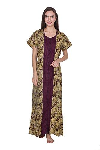 Klamotten Women Long Cotton Nightwear 242J21
