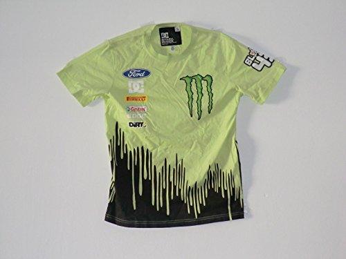 Mini Kühlschrank Monster Energy Kaufen : Die beste dc shoes ken block 44 t shirt tshirt monster energy ford