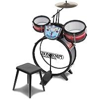 Bontempi JE5600 - Schlagzeug mit Hocker und Modul