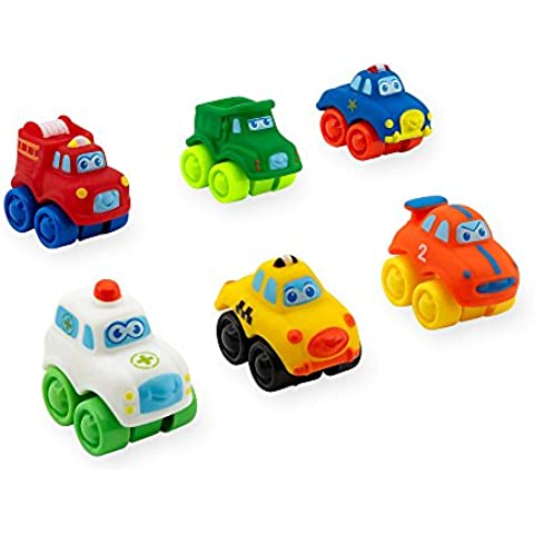 Bruin Mini City Soft Cars by Toys R Us