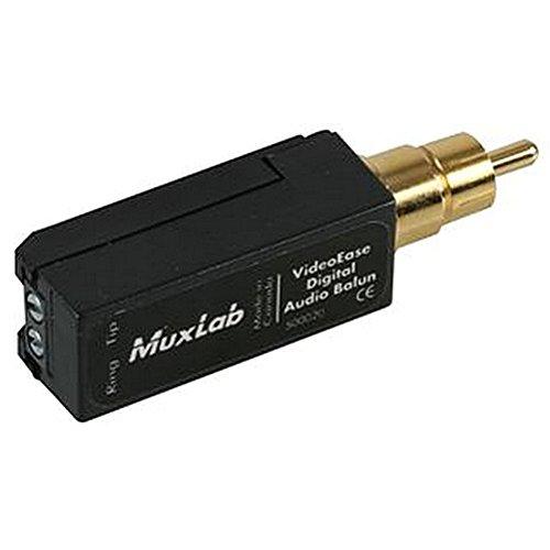 - Digital-Audio-Balun. Coax Audio Visual AV über CAT 5, Cat5Digital-Audio-Balun. Koax Cat5 Digital-audio