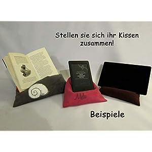 Tabletkissen Tablethalter Buchstütze Buchkissen