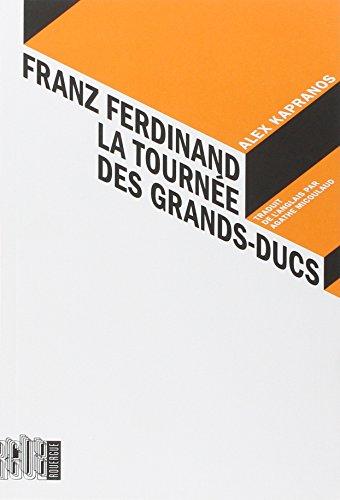 Franz Ferdinand, la tournée des grands-...