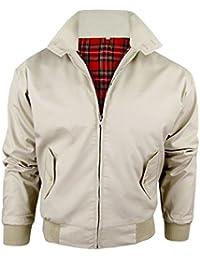 Relco Harrington Jacket Beige