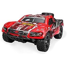 Coche Rc Truck Rocket Shortcourse 1:16 | Tracción 4x4 | 15 Minutos | 45 km/h | Tienda Hobby Juguetes Niños