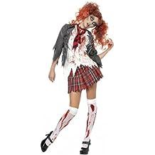 Déguisement d'écolière Zombie Adulte (M- 40/42)