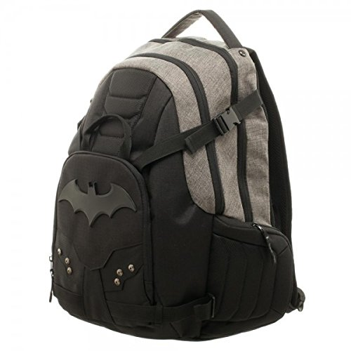 Batman Black Tactical Better Built Backpack
