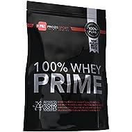 Prozis Sport 100% Whey Prime 2.0 Suplemento de Proteínas, Sabor a Plátano - 1250 gramos