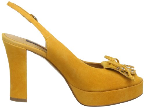 Zinda 9122 Damen Pumps Orange (Mango)