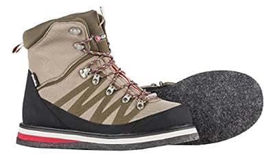 Strata CT Wading Vert/gris Chaussures avec semelles en caoutchouc Lot de 12
