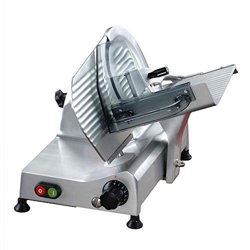 Fac 6220001CEDO1 Affettatrice Elettrica, Alluminio