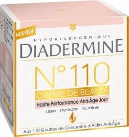 Diadermine - N°110 Crème de Beauté Jour - 50 ml