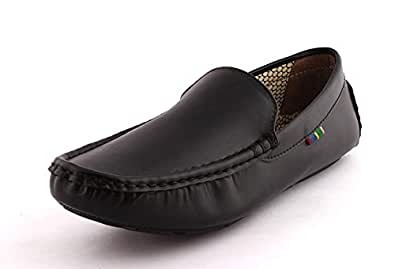 ALESTINO from AORFEO Men's Leather Shoes for Men Leather Loafer Shoes