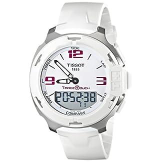 Tissot Reloj para Unisex de con Correa en Goma TIST0814201701700