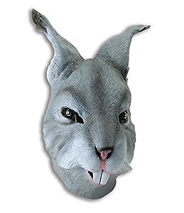 Bristol Novelty BM311 Máscara cubrecabeza de Conejo (Talla única)
