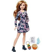 Skipper Fidanzata Babysitter | Barbie | Mattel FHY90| Bambola e Accessori