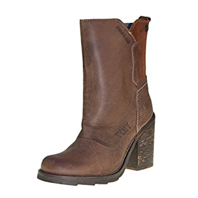 YELLOW CAB - Bottes JADEN W - Y 26093 - tan, Taille:36