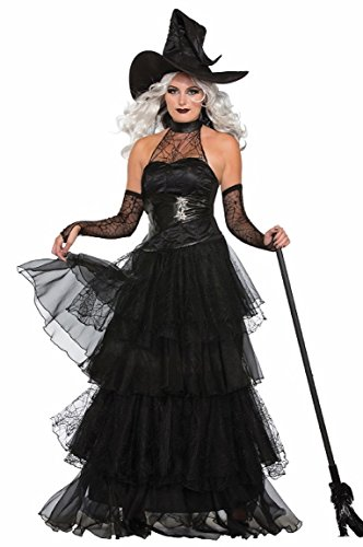 Ember Witch Costume Adult Women ()