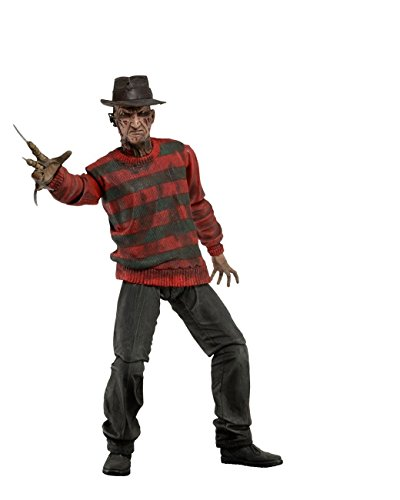 Nightmare On Elm Street - Mörderische Träume - Actionfigur - Freddy Krüger - 18 cm