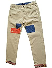 Scotch & Soda Warren Relaxed Slim fit Herren Hose 1304-08.80005 beige