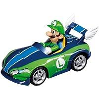 Carrera - Coche GO 143 Mario Kart Wii: Wild Wing y Luigi, escala 1:43 (20061260)