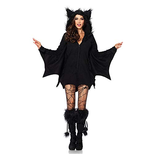 Charakter Kostüm Bösen - sgtdraw Vampir Kostüm schwarz böse Fledermaus Dämon Kostüm Charakter Vampir Dämon Kostüm