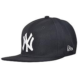 Benjoy NY Black Premium Cotton Hat Cap / Baseball Cap / Snapback Cap /Hiphop Cap