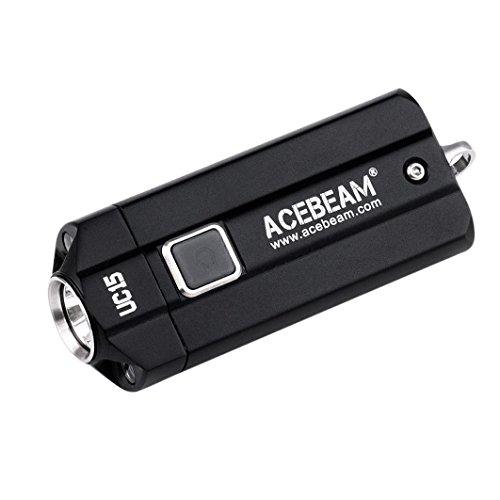 Global Asebeam UC15 XP-L2 1000LM 3Modes 3Colors Anzeigeleuchte Helligkeit Keychain Licht EDC Taschenlampe