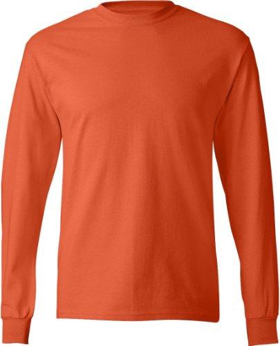 Tattoo Mutter auf American Apparel Fine Jersey Shirt Orange