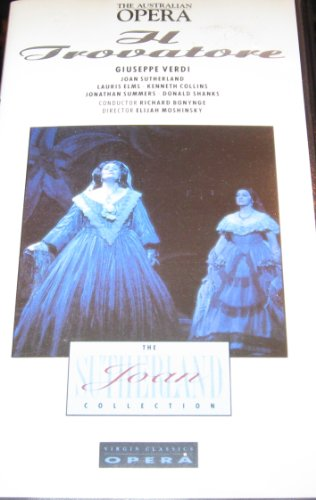 Preisvergleich Produktbild Il Trovatore-Verdi [VHS]