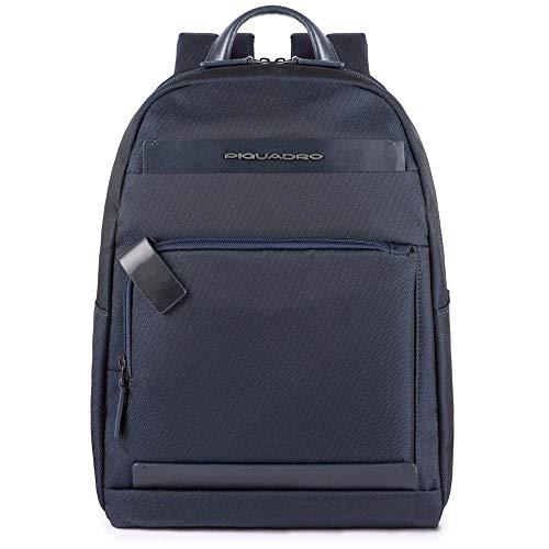 Piquadro Zaino Porta PC E Porta Documenti CA4625S100 col Blu