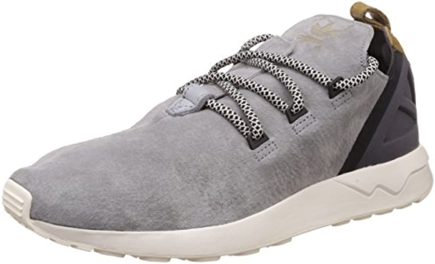 Adidas ZX Flux ADV X  light onix/craft khaki/chalk white  12