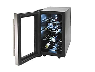 Thermo Wine Cooler 70 W For 8 Bottles Electric