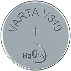 Varta V319 Uhrenbatterie 1 Stück Elektronik