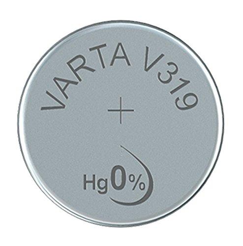 Varta V319 Uhrenbatterie 1 Stück - 319 Uhrenbatterie