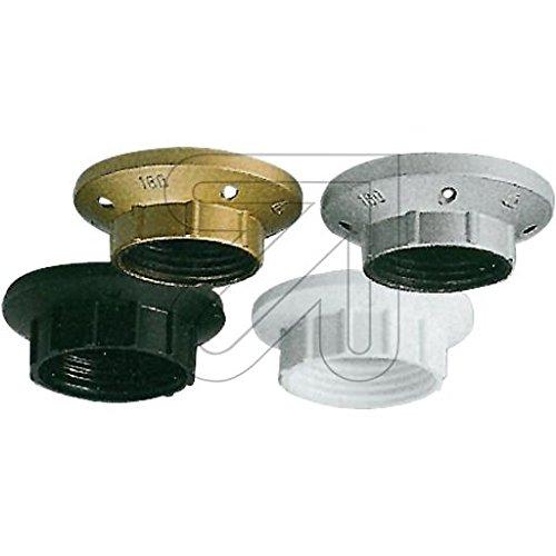 Iso Schraubring Lampen Leuchten Fassung E14 gold Leuchtenteile Kleinteile Fassungen
