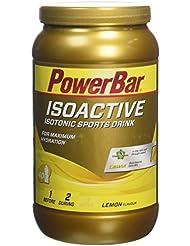 Powerbar Boisson Energétique Isoactive Goût Lemon
