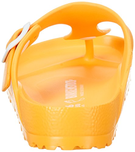 Birkenstock Gizeh EVA Unisex-Erwachsene Zehentrenner, Gelb (Scuba Yellow)