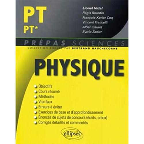 Physique PT-PT*