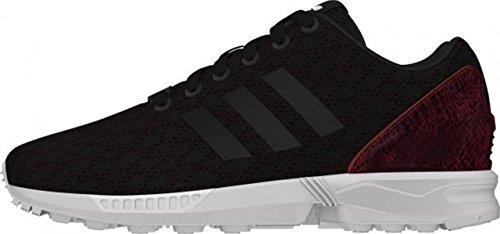 adidas Originals Damen ZX Flux Sneakers Schwarz
