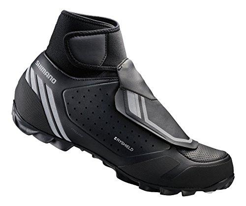 Shimano Men's Sh M Ed Inv Mw500 Road Biking Shoes, (Black 000), 9 Uk 9 Uk