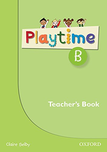 Playtime B. Teacher's Book