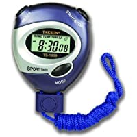 Virom Digital Stopwatch Timer for Sports/Study/Exam Runner Coach Training Competition