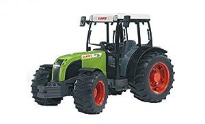 Bruder 2110, Tractor Claas Nectis 267 F, Verde