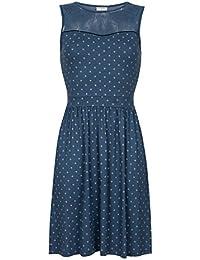 Vive Maria Sweet Spot Dress blue allover